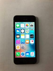 FIDO Space Grey 16GB iPhone 5S (A Condition)