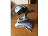 SMALL VICE - NEVER BEEN USED -- SWIVELS & ROTATES with SUCTION PAD at BASE >>>>>> BARGAIN