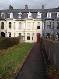 1 bedroom apartment in Coleraine town centre!!