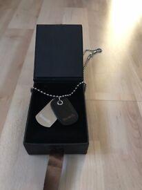 Genuine Bench Men's Necklace