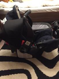 Graco car seat plus attachments