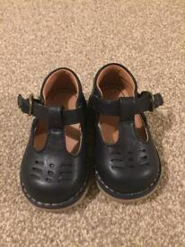 Boys size 3 toddler shoes from Mothercare: NEW AND UNWORN.