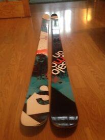 Salomon pro pipe 181 skis