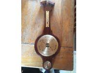 Weathermaster Barometer