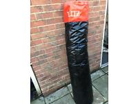 Blitz kick bag