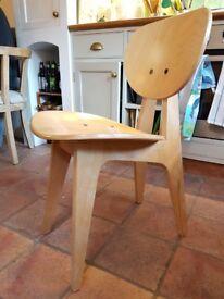 FREE Wooden Desk Chair