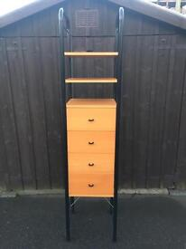 Tall Storage Unit ( Can Deliver )