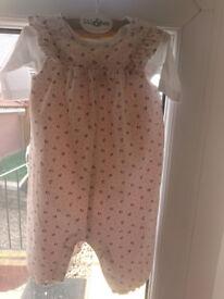 bABY GIRL CLOTHES 3-6m,hardly used.John LEWIS,GAP,NEXT.
