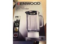 Kenwood Chef AT338 Glass Blender