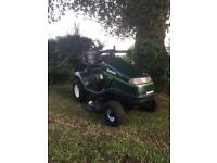 Bolens LTX 16 twin Ride On Mower