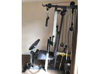 Marcy weights bench multi gym