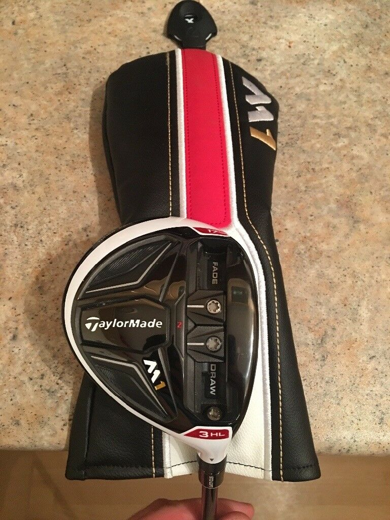 Taylormade M1 Fairway 3 HL - Like New