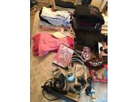 Cloths bits and bobs job lot