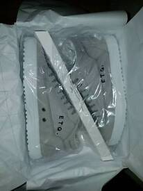 """ETQ MID 2 TRAINERS """"ALLOY* SIZE 11 (45)"""