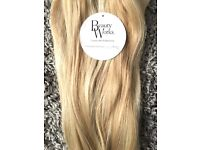 """20"""" BeautyWorks Deluxe Clip in Hair Extensions"""