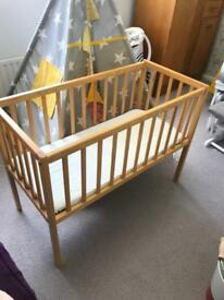 KIddicare dream crib