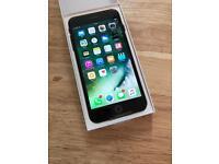 IPhone 7 Plus 256gb Matte Black Unlocked New...!!!