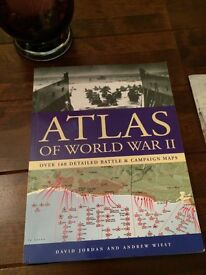 WW2 atlas