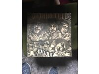 Jethro Tull vinyl good condition stand up