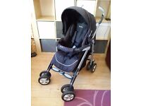 Silver Cross 3D Pram with Accessories