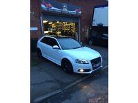 Audi S3 replica 2.0 tdi SLINE