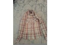 Superdry women's Lumberjack twill shirt