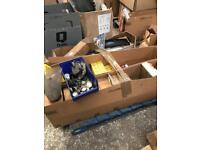 Assorted commercial vehicle parts
