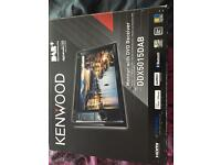 KENWOOD DAB DOUBLE DIN STEREO