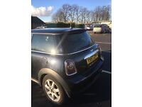 Mini Cooper diesel chilli pack, leather 11 months mot £20 car tax, some service cam/water pump done
