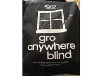 Blackout Gro Anywhere blind