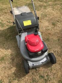 Honda Hrd535 Petrol lawnmower