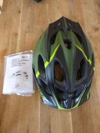 Fox Mountain Bike helmet, 54-58 cm