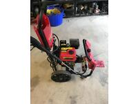 Workzone petrol pressure washer