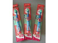 Colgate kids smiles toothbrush