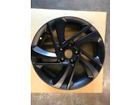 One Nissan Qashqai Alloy Wheel 7x17 for sale £115 for sale  Melton Mowbray, Leicestershire