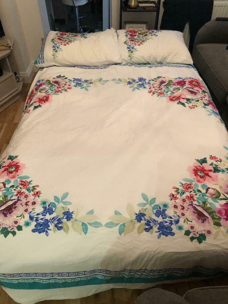 6 ft double fold up bed with mattress   in Hove, East ...