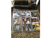 Sony PlayStation 3 250GB Console Bundle With 11 Games