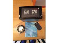 DVD Player for Car Double Din