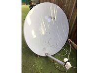 Complete satellite system