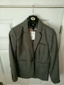 New Ladies tweed jacket