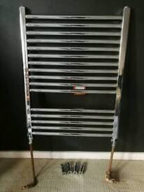 Chrome Radiator/Towel Warmer