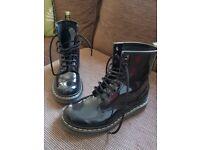 Size 4 Dr Marten boots
