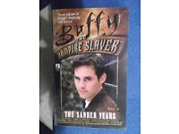 Buffy The Vampire Slayer paperback - The Xander Years Vol 1 - As New condition