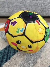 Soft interactive ball