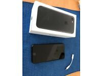 Black iPhone 7 32GB unlocked for any network, in excellent condition and full working order.