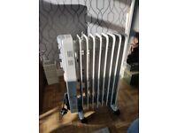 Swan 2kw Oil filled radiator