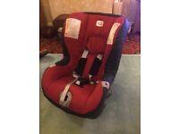 Brand new baby car seat, britax first class plus multi recliner, 0kg-18kg,