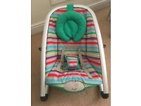 Mothercare Baby Bouncer (with MP3 connection)