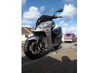 2014 Sym joyride Evo 125cc Scooter low mileage