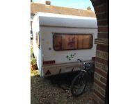 Cosy Caravan for rent
